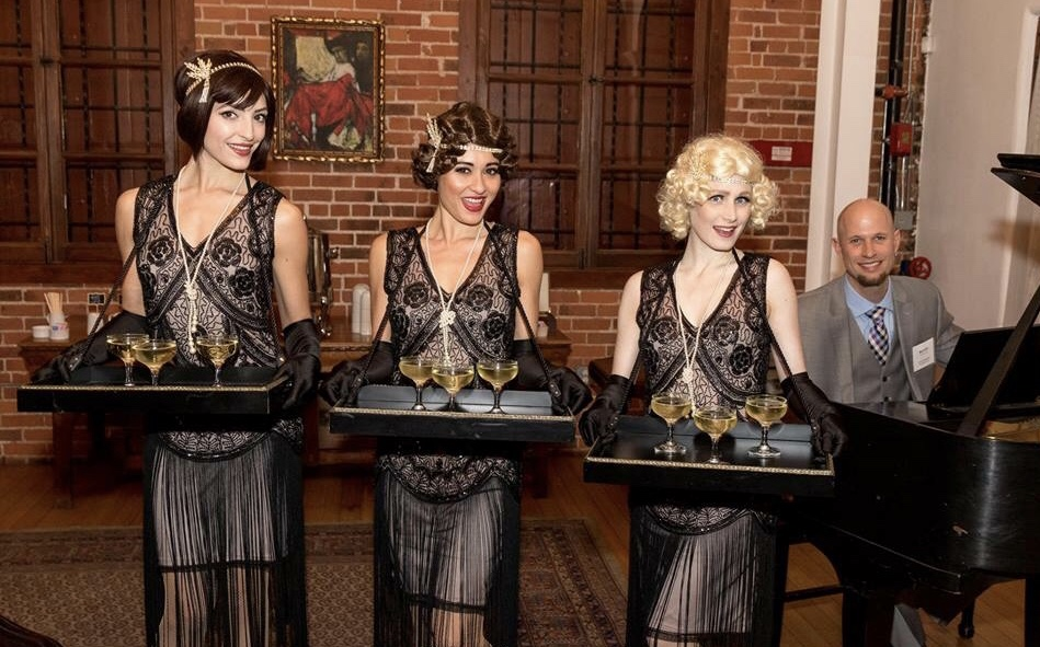 1920s Candy Girls